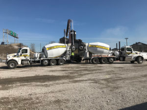 smith ready mix cement trucks
